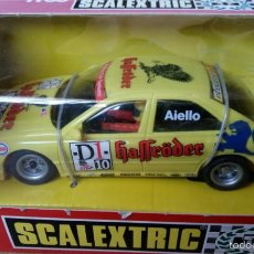 Scalextric: PEUGEOT 406 -HASSRODER- SRS2 DE SCALEXTRIC. Lote 59708463