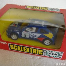 Scalextric: SCALEXTRIC RENAULT MEGANE DIAC REF. 8329.09. Lote 67098533