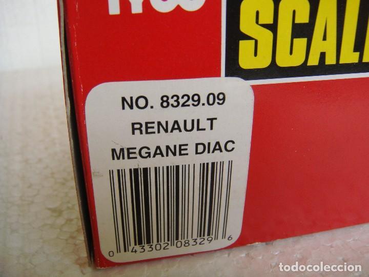 Scalextric: SCALEXTRIC RENAULT MEGANE DIAC REF. 8329.09 - Foto 2 - 67098533