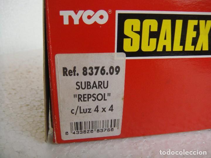 Scalextric: SCALEXTRIC SUBARU REPSOL 4X4 REF. 8376.09 - Foto 2 - 67099089