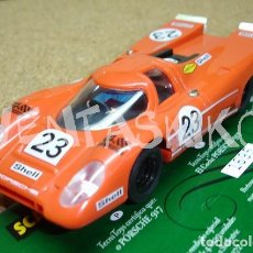 Scalextric: PORCHE 917 SERIE VINTAGE. Lote 98415051