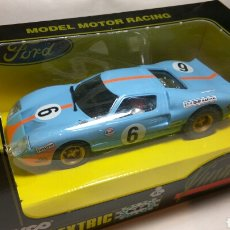 Scalextric: FORD GT40 VINTAGE SCALEXTRIC TYCO. Lote 103776851