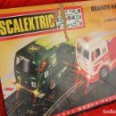 Scalextric: SCALEXTRIC TYCO CIRCUITO CAMIONES BRANDS HATCH. Lote 99641675