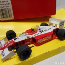 Scalextric: TYCO LOLA-FORD FORMULA INDY. Lote 103538575