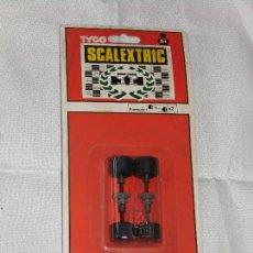 Scalextric: SCALEXTRIC EJES REF.8687.09 BLISTER ORIGINAL MODELOS SE VE EN LA FOTO. Lote 107589279