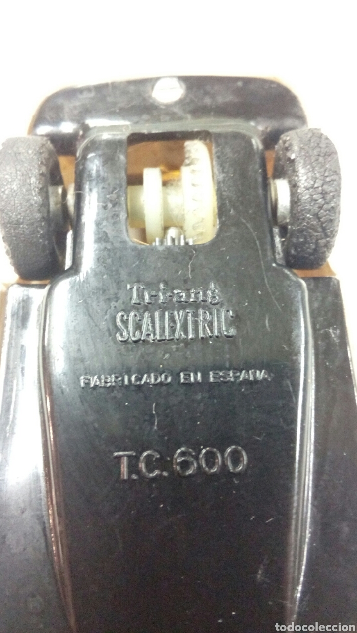 Scalextric: Scalextric seat TC 600 triang tyco - Foto 6 - 108431112