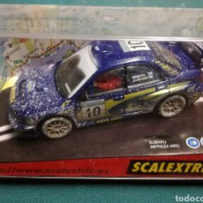 Scalextric: SUBARU IMPREZA WRX, SCALEXTRIC. Lote 109088731