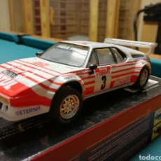 Scalextric: BMW, RALLY, SCALEXTRIC. Lote 109091647