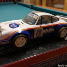 Scalextric: PORSCHE 911 ROTHMANS, SCALEXTRIC. Lote 109091946