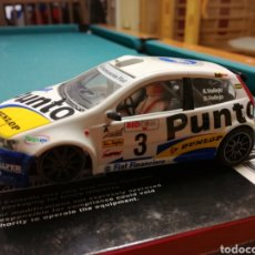 Scalextric: FIAT PUNTO RALLY ,D VALLEJO, SCALEXTRIC. Lote 109092471