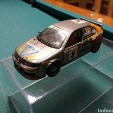 Scalextric: SEAT LEON RACING , SCALEXTRIC. Lote 109096526