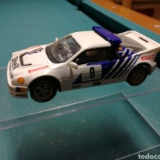 Scalextric: FORD RS 200, RACING, SCALEXTRIC. Lote 109098279