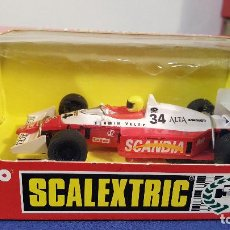 Scalextric: SCALEXTRIC FORMULA INDY LOLA FORD #34 TYCO | MATCHBOX | SCX | EXIN | SLOT |. Lote 111594547