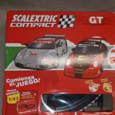 Scalextric: SCALEXTRIC COMPACT GT. Lote 114191323