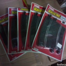 Scalextric: SCALEXTRIC 5 BLISTERS TYCO. Lote 114624235