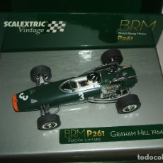 Scalextric: BRM VINTAGE TECNITOYS REF.-6255. Lote 115089031