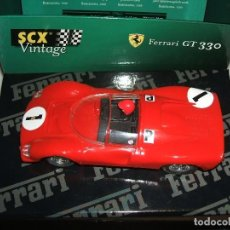 Scalextric: FERRARI GT 330 VINTAGE TECNITOYS REF.-60280. Lote 115089127