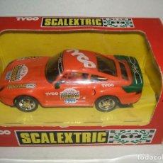 Scalextric: PORSCHE 959 DEL CLUB SCALEXTRIC AÑO 1995 REF.-8366C.09. Lote 115089419