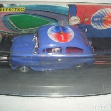 Scalextric: SEAT 600 REPROTEC CENTENARIO FUTBOL CLUB BARCELONA.. Lote 115089783