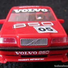 Scalextric: SCALEXTRIC - VOLVO 850 - REF. 8392.09 - TYCO, CON CAJA - CHASIS SRS 2. Lote 122098511