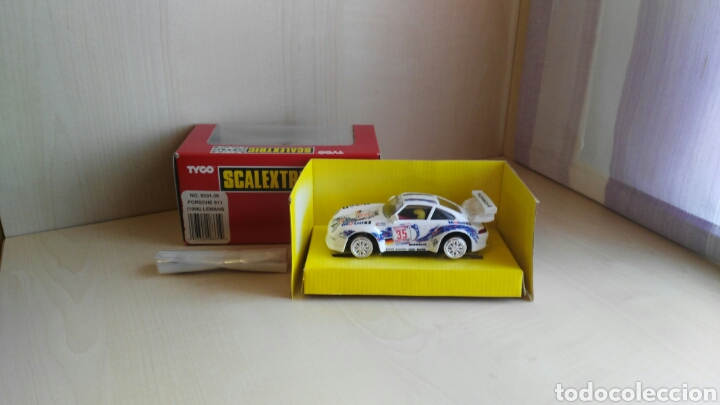 SCALEXTRIC PORSHE 911 REF.833109 (Juguetes - Slot Cars - Scalextric Tyco)