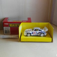Scalextric: SCALEXTRIC PORSHE 911 REF.833109. Lote 122282867