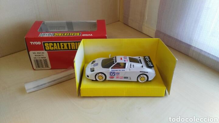BUGATTI EB-110 IMSA REF.8321.09 (Juguetes - Slot Cars - Scalextric Tyco)
