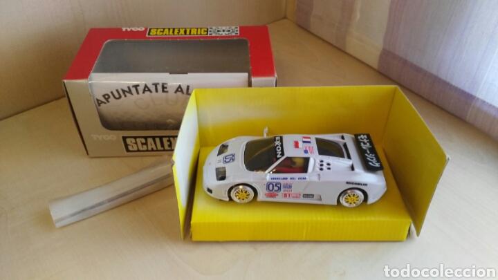 Scalextric: Bugatti EB-110 IMSA ref.8321.09 - Foto 3 - 122285759
