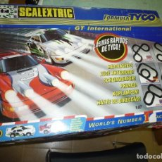 Scalextric: SCEXTRIC FORMULA TYCO. Lote 126372411