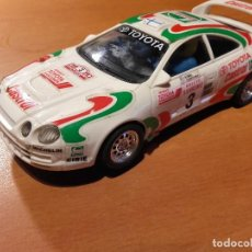Scalextric: TOYOTA CELICA DE SCALEXTRIC, MADE IN SPAIN ÉPOCA POST EXIN. Lote 127465195