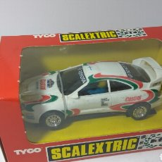 Scalextric: TOYOTA CELICA CASTROL 96 SCALEXTRIC TYCO REF. 8393.09. Lote 233797190