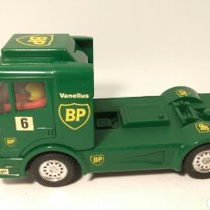 Scalextric: SCALEXTRIC MERCEDES TRUCK BP TYCO CAMION. Lote 130930793