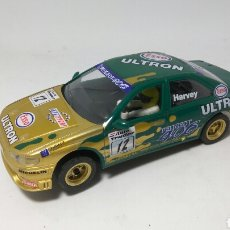 Scalextric: PEUGEOT 406 SRS2 ULTRON SCALEXTRIC TYCO. Lote 130931132