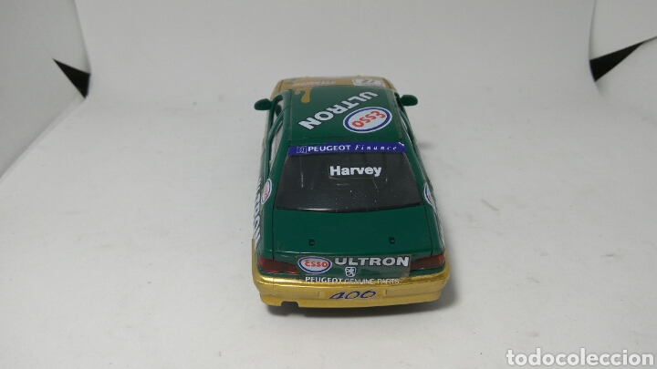 Scalextric: PEUGEOT 406 SRS2 ULTRON SCALEXTRIC TYCO - Foto 4 - 130931132