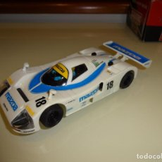 Scalextric: SCALEXTRIC. MAZDA 787 BLANCO SRS2. Lote 138716154