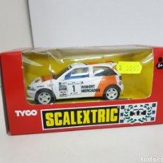 Scalextric: TYCO SCALEXTRIC SEAT IBIZA ROBERT MERCADER. Lote 140404208