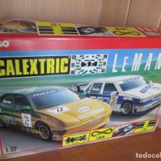 Scalextric: SCALEXTRIC TYCO LE MANS 1/32. Lote 143194598