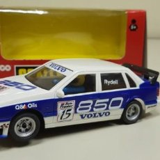 Scalextric: J-VOLVO 850 T RYDELL SCALEXTRIC REF 8391.09 SLOT CAR . Lote 143464378
