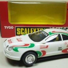 Scalextric: J4-TOYOTA CELICA GT CASTROL SCALEXTRIC REF 8382.09. Lote 152917476