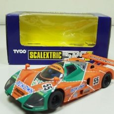 Scalextric: J-MAZDA 787 RENOWN SCALEXTRIC SRS 2 REF 9315. Lote 143545262