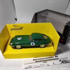 Scalextric: SCALEXTRIC JAGUAR E VINTAGE TYCO. Lote 143725433