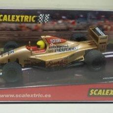 Scalextric - J4- JORDAN FORMULA 1 1996 SCALEXTRIC SLOT CAR - 144095574