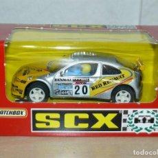Scalextric: ALFREEDOM SCALEXTRIC TYCO RENAULT MEGANE COSTA BRAVA REF 83280 CON CAJA AÑO 1997 COCHE CAR. Lote 144189418