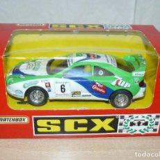 Scalextric: ALFREEDOM SCALEXTRIC TYCO TOYOTA CELICA GT 7UP REF. 83560.20 CON CAJA AÑO 1996 COCHE CAR. Lote 144189902