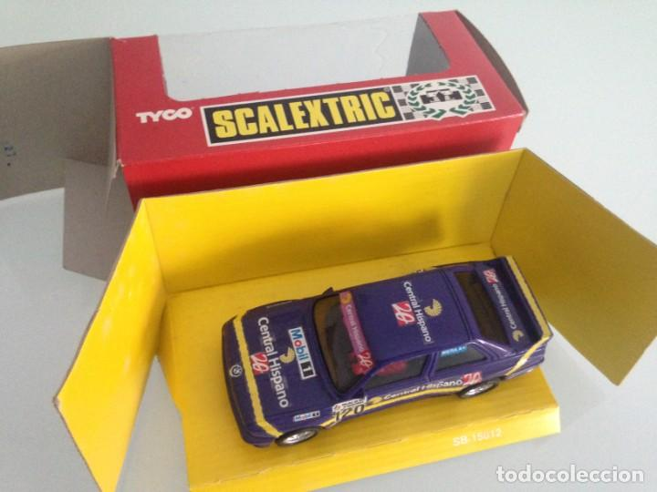 Scalextric: SLOT, SCALEXTRIC 8370, BMW M3-E30 Nº120, CENTRAL HISPANO 20, - Foto 2 - 145491594