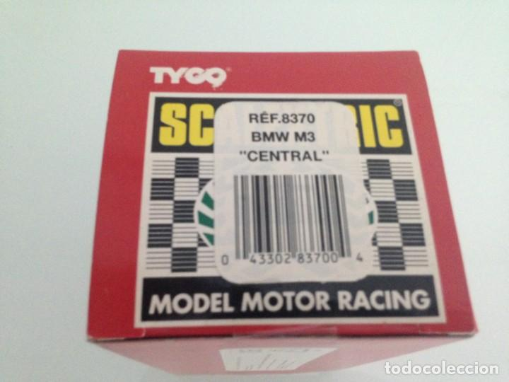Scalextric: SLOT, SCALEXTRIC 8370, BMW M3-E30 Nº120, CENTRAL HISPANO 20, - Foto 3 - 145491594