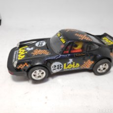 Scalextric: SCALEXTRIC PORSCHE 911 RS CARRERA LOIS TYCO. Lote 146585166