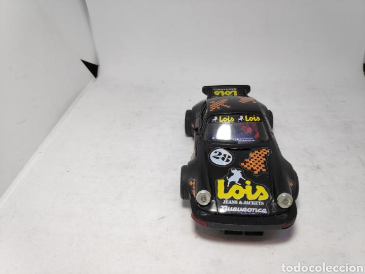 Scalextric: SCALEXTRIC PORSCHE 911 RS CARRERA LOIS TYCO - Foto 2 - 146585166