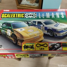Scalextric: SCALEXTRIC LEMANS. Lote 147431042