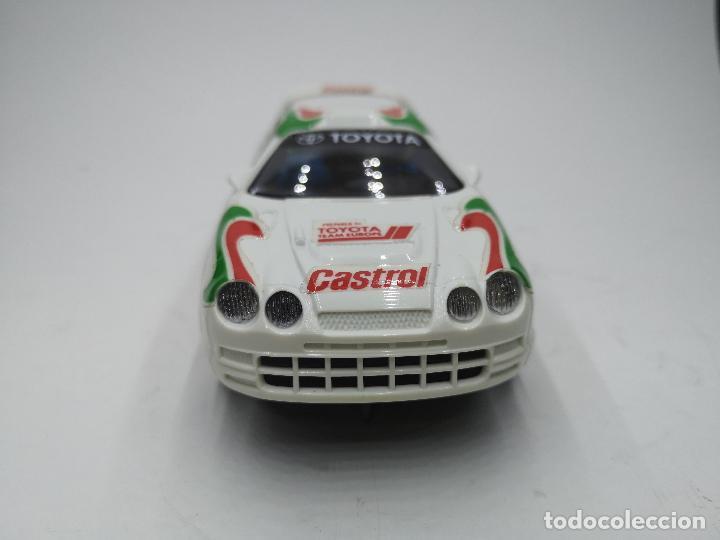 Scalextric: TOYOTA CELICA GT FOUR -CASTROL- | SCALEXTRIC | SLOT | TYCO - Foto 3 - 149536122